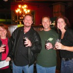 TLD Listeners Jo-Ann & Dan Dodder with the Beer Guru and the Barley Babe